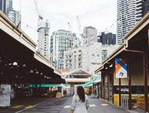 Return To Queen Victoria Market For Open-Air Shopping, Books And More