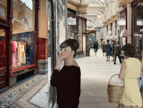 A Vintage Clothing Boutique Is Coming To The Iconic Block Arcade