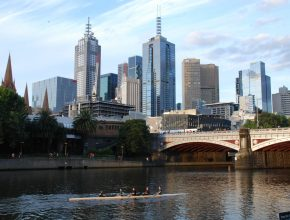 Fly Across The Yarra River On A 130-Metre Zipline This December