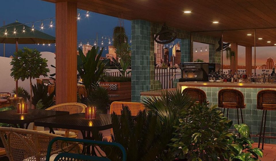 Little Havana District's First Ever Rooftop Bar Has Just Opened