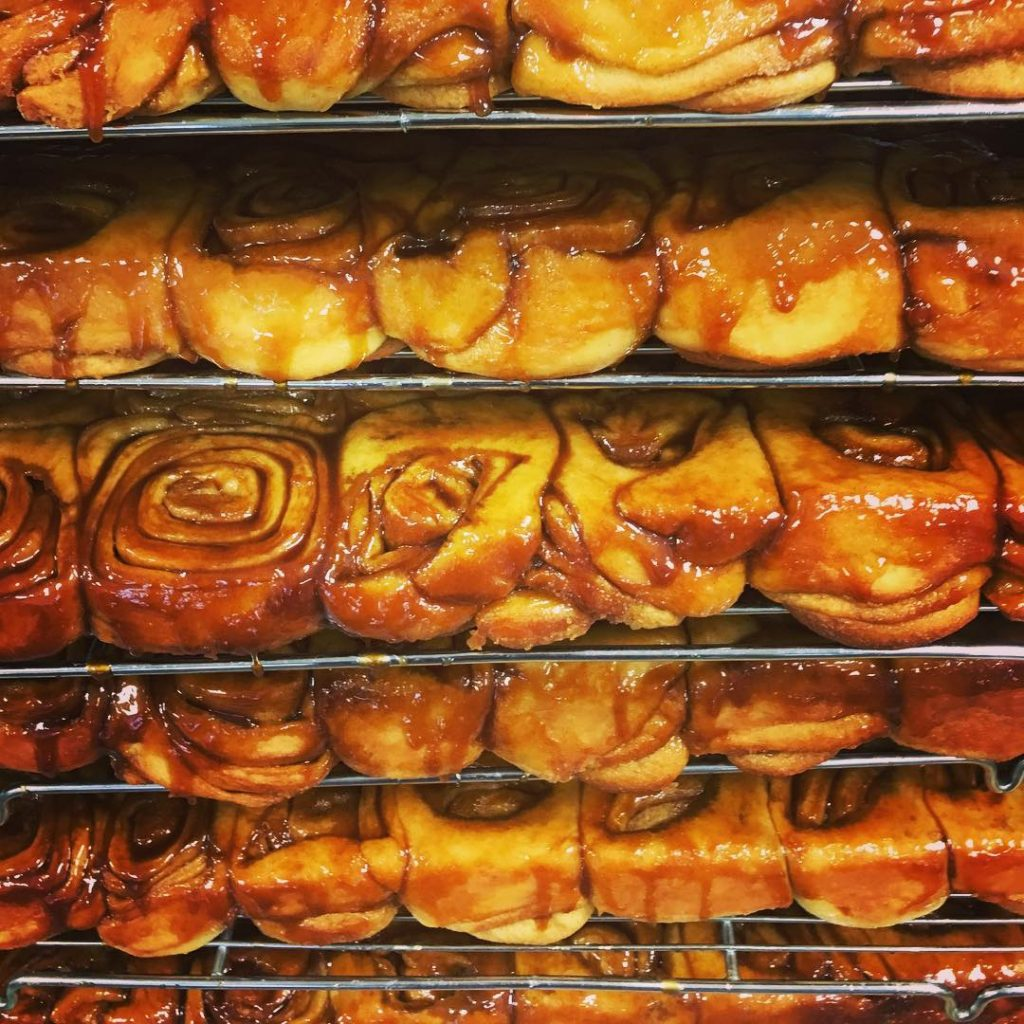 People Are Travelling From Across America To Try This Miami Berry Farm's Cinnamon Rolls