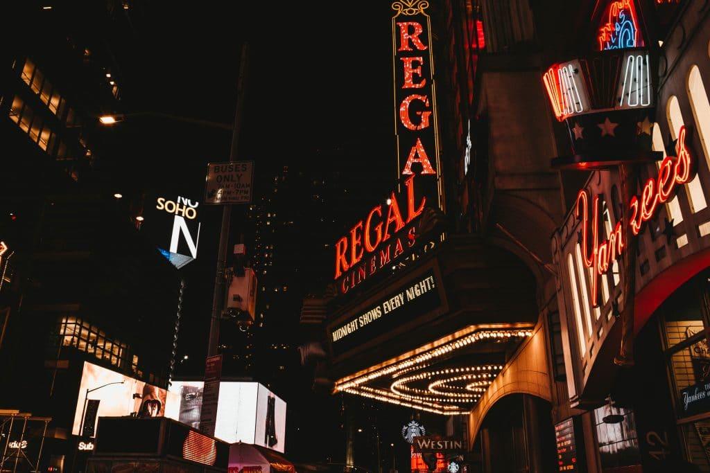 Cinema Improves Health Study Says