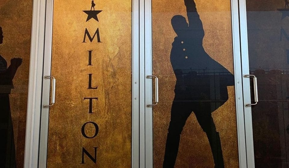 How You Can Go To Watch Hamilton In Miami For Just $10
