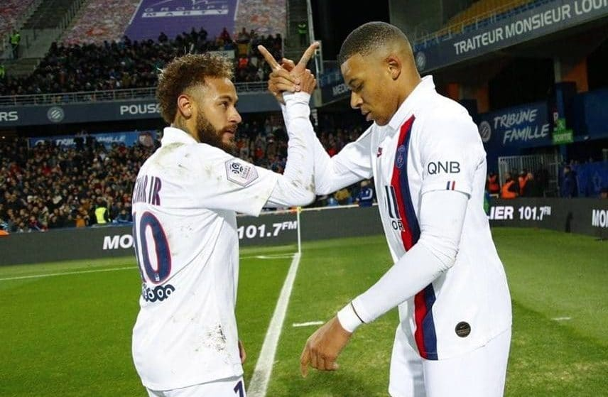 Neymar Agrees To Join David Beckham's Inter Miami… In 10 Years