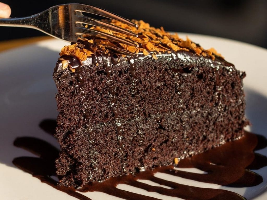 This Miami Restaurant Donates Chocolate Cake Proceeds To Brain Tumor Research