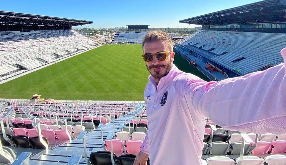 When Can You Watch David Beckham's Inter Miami In Action?