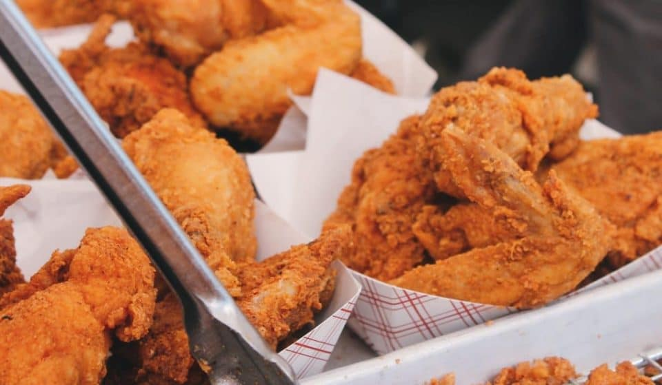 America Eats 1.4 Billion Chicken Wings On Super Bowl Sunday