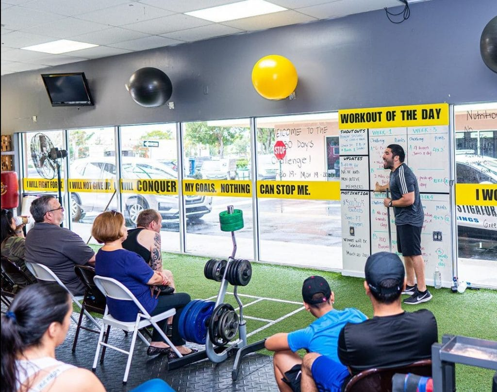 This Coral Springs Gym Is Offering Free Online Workouts • Conquer Fitness Studio