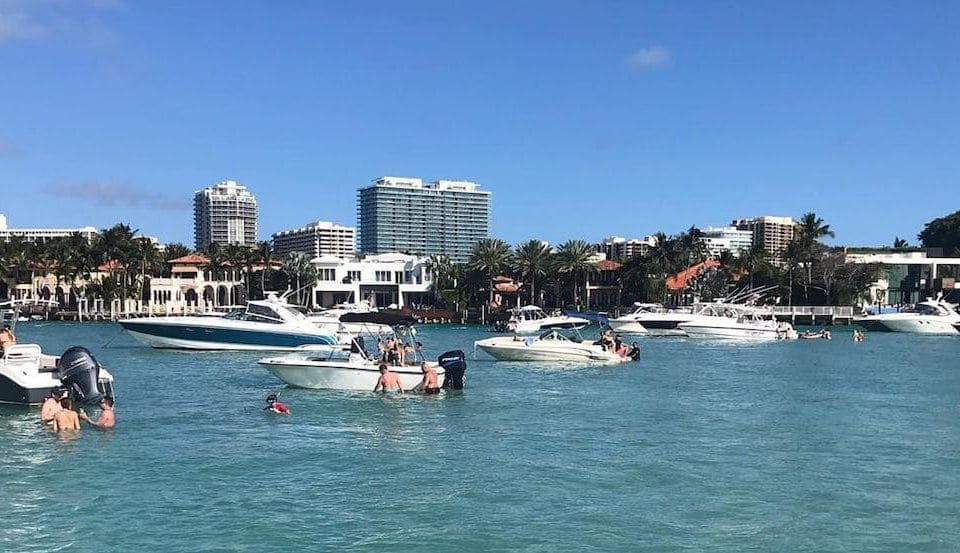 All Marinas Closed Last Night After Executive Order From Miami-Dade Mayor Amid Coronavirus
