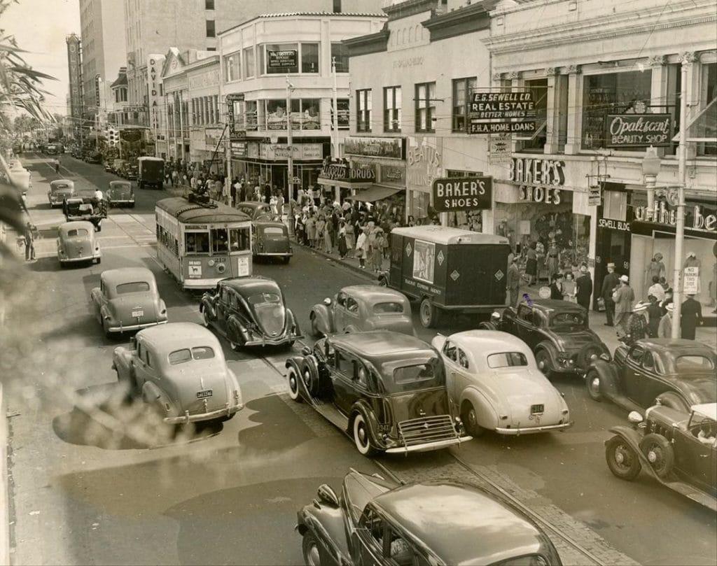historic Miami