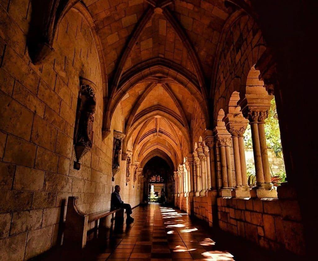 ancient-spanish-monastery