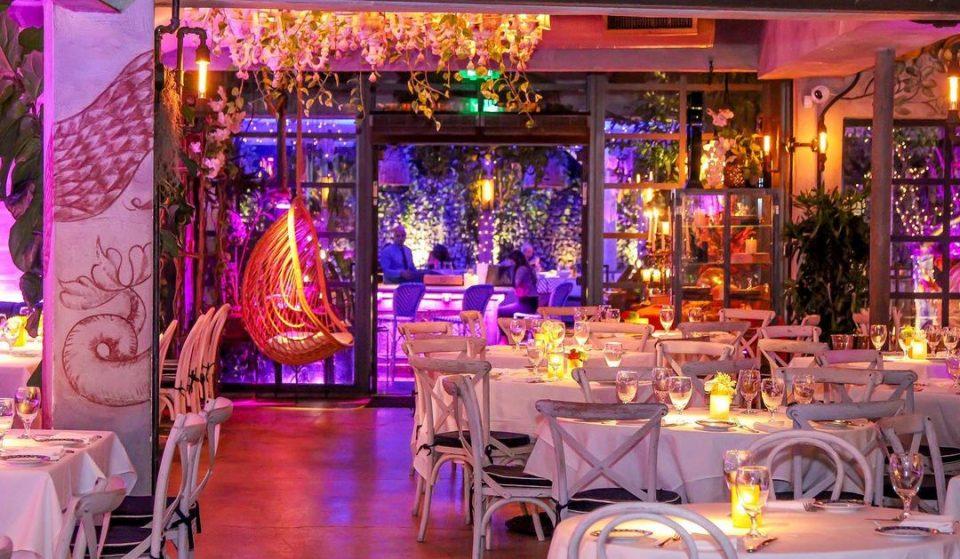 10 Of The Most Romantic Restaurants In Miami