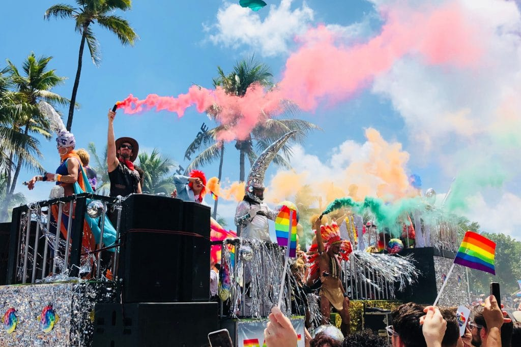 Here's Everything That's Going On For Miami Beach Pride