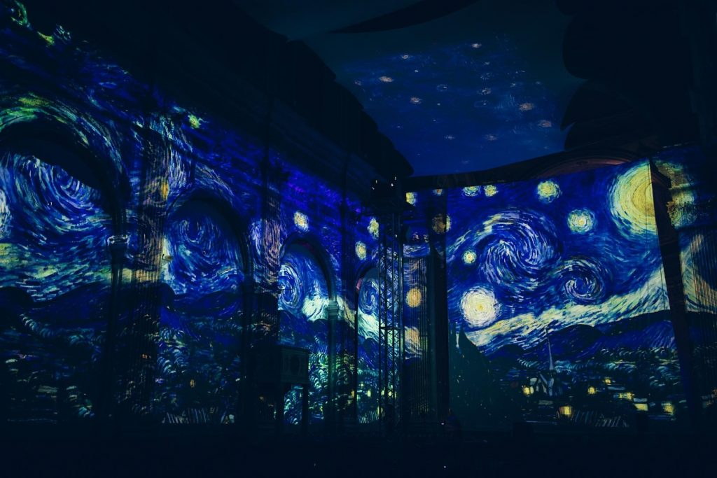A Luminous Multisensory Art Exhibition Is Coming To Miami