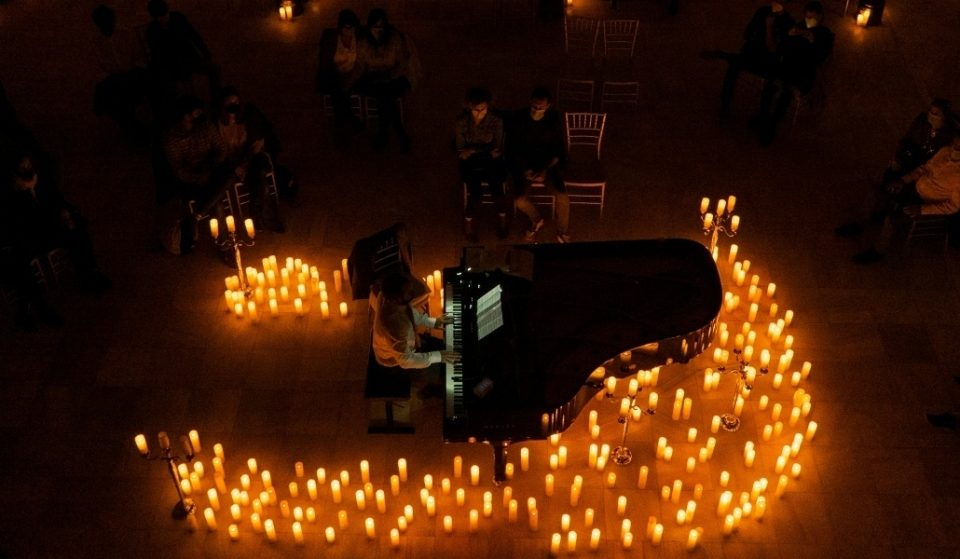 This Stunning Classical Concert By Candlelight Will Transport You To Another Time