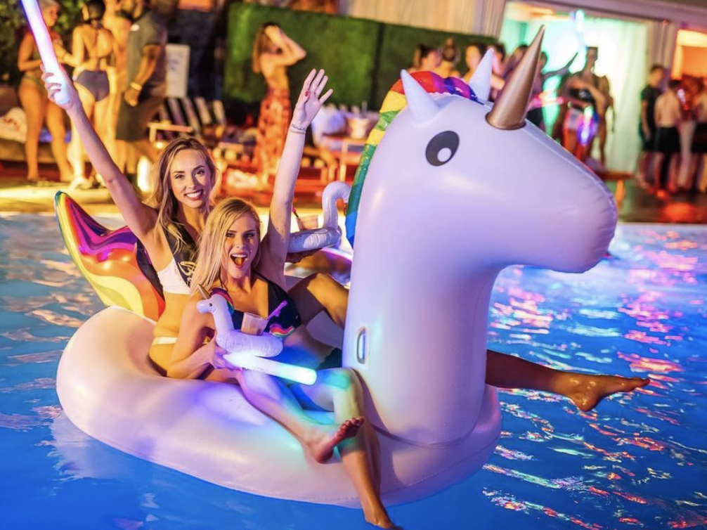 Make A Splash At This Awesome Poolside Party Coming Soon To Miami
