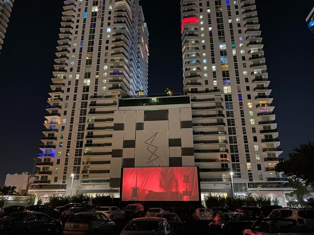 This New Drive-In Theatre In Downtown Miami Is Showing All Your Favorite Classics