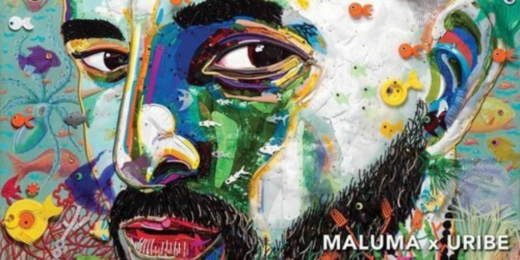 Maluma's New Pop-Up Exhibit Is Now Open In Wynwood!