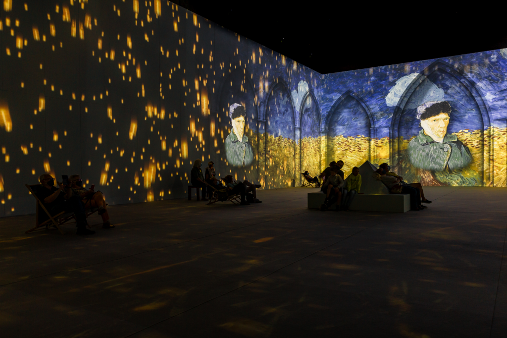A Luminous Multisensory Van Gogh Art Exhibition Is Coming To Miami