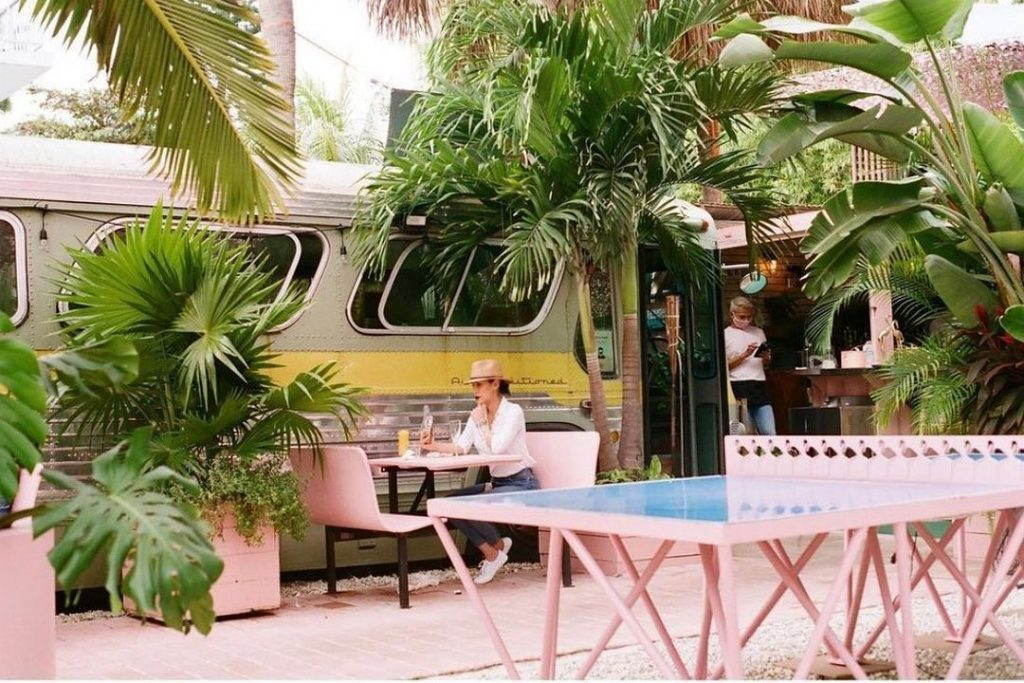 15 Of The Best Patio Bars In Miami