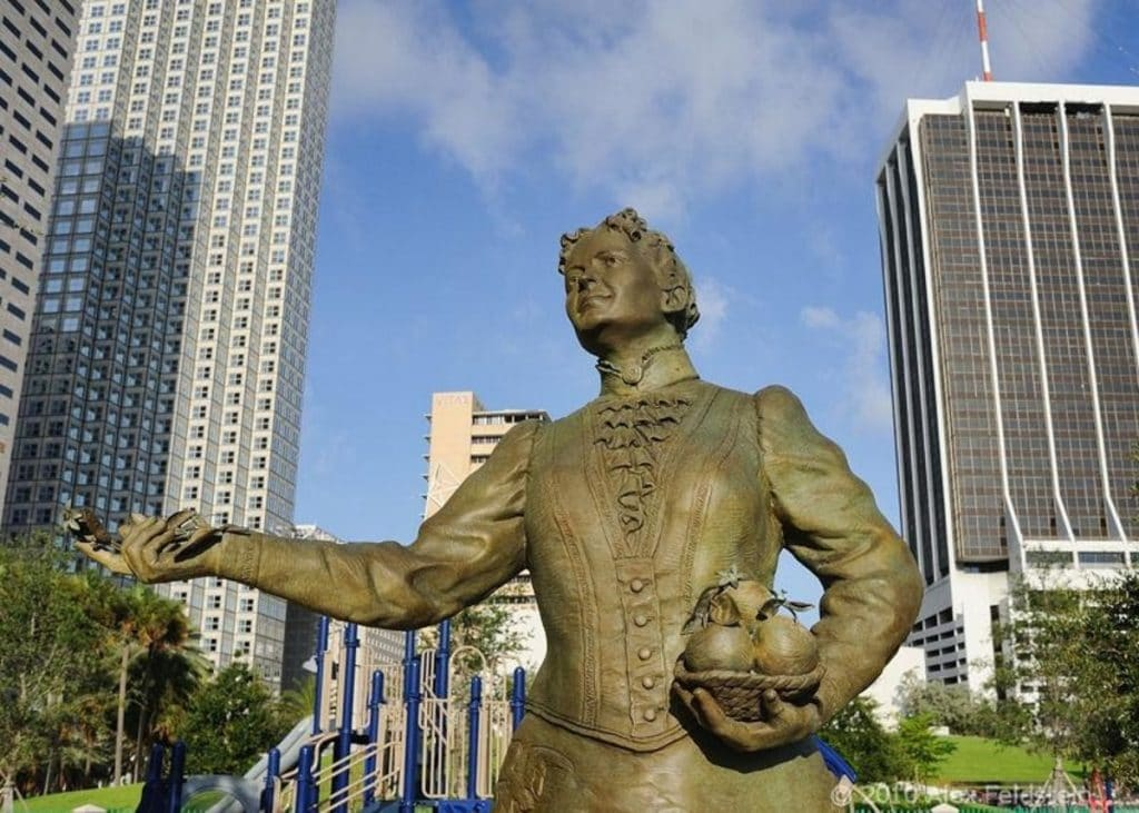 Meet Julia Tuttle: The 'Mother Of Miami' & Only Woman To Have Founded A Major U.S. City