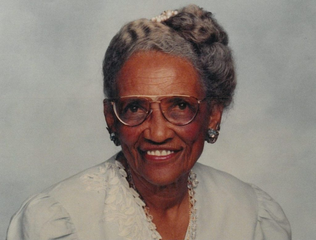 Meet M. Athalie Range: Civil Rights Activist & First Woman To Be Appointed Head Of A Florida State Agency