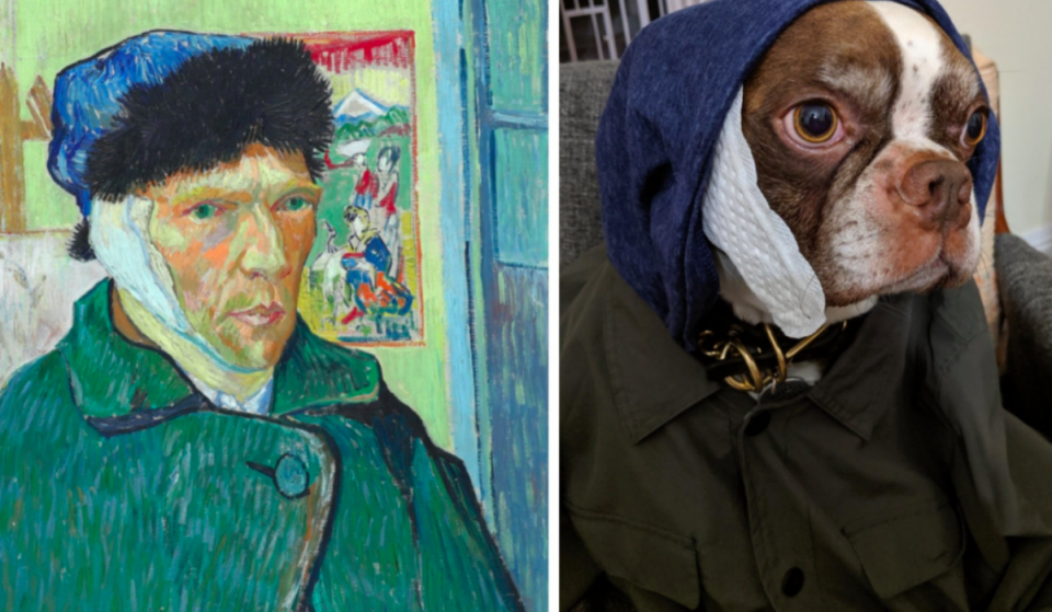 15 Recreations Of Van Gogh Paintings That Are Absolutely Brilliant