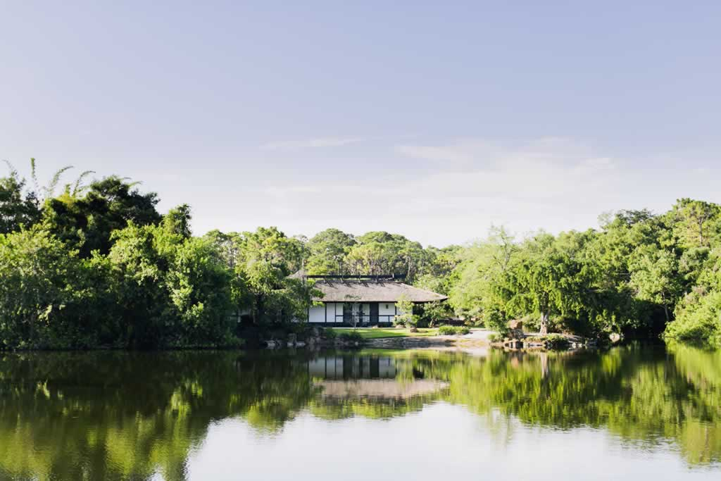 This Enchanting Garden Tucked Away In Delray Holds A Piece Of Japan In South Florida