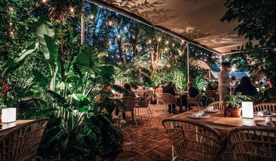 8 Lush, Plant-Filled Miami Spots For An Enchanting Evening Al-Fresco