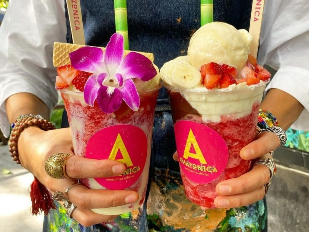 This Colombian Spot in Upper Buena Vista Serves Mouthwatering Frozen Treats