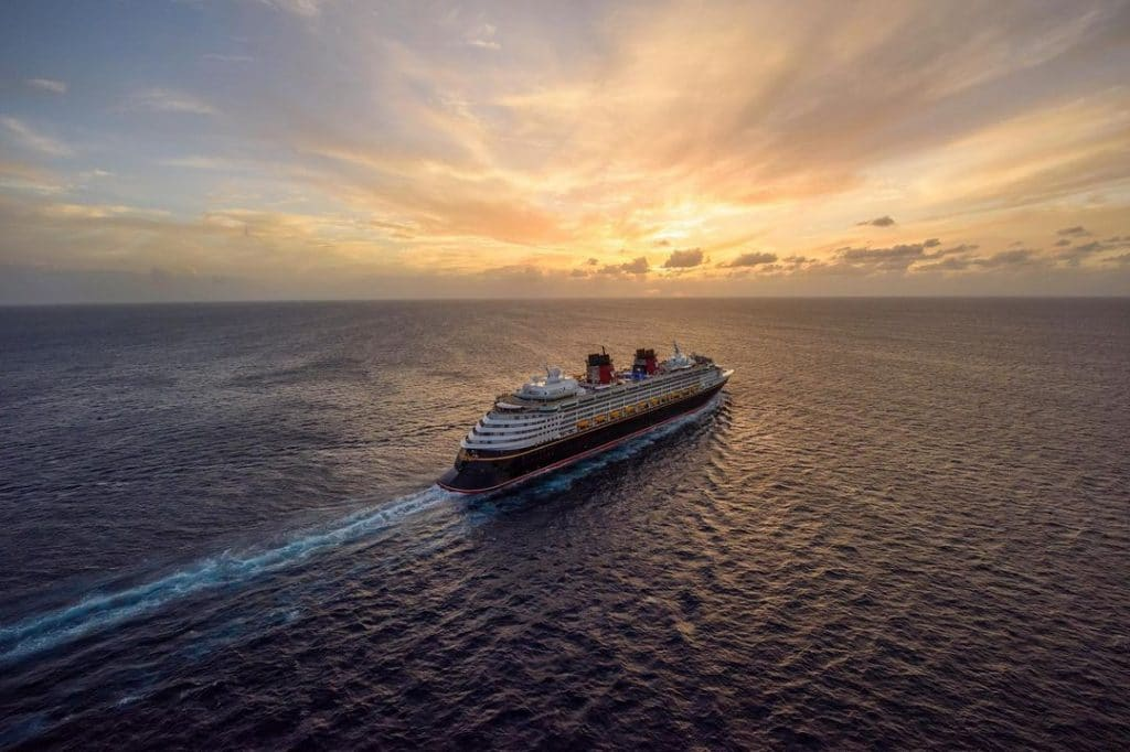 Disney Has Unveiled Its New Cruise Liner Setting Sail Next Summer & It's Pretty Impressive
