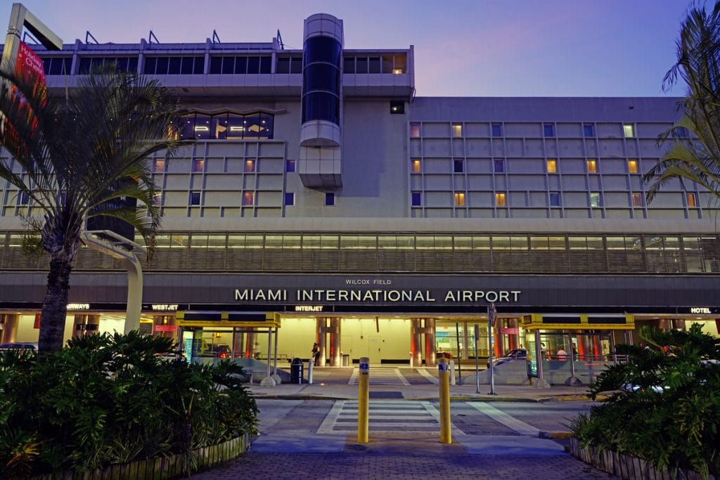 Miami International Airport Is Now Offering COVID-19 Vaccination For Employees & Passengers