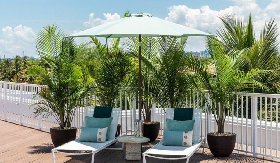Wine Down For Memorial Day Weekend At This Bottomless Rooftop Pop-Up In Miami Beach