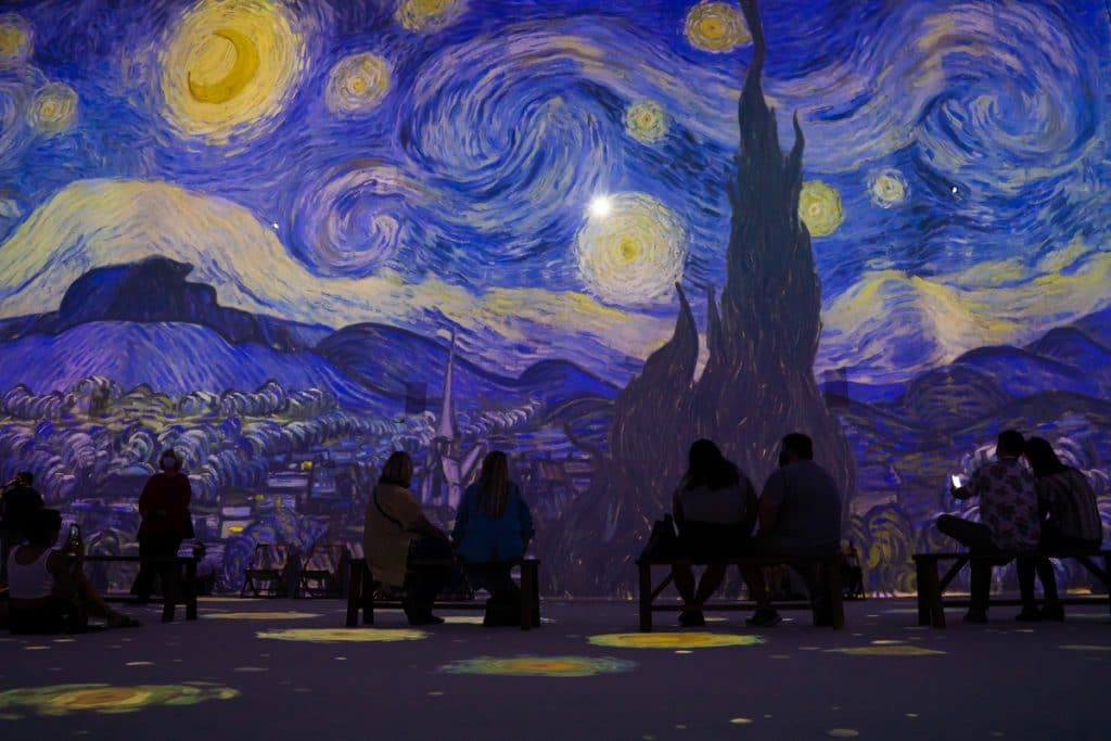 The Secret Miami Guide To A Magical Day Out At Van Gogh: The Immersive Experience