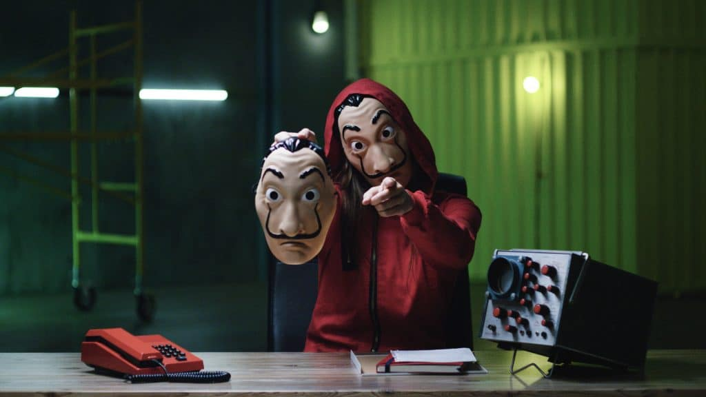 """This New Immersive """"Money Heist"""" Experience Is Coming To Miami"""
