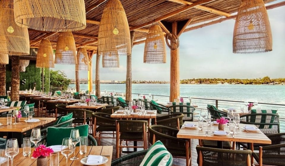 12 Wonderful Waterfront Dining Destinations To Check Out In Miami