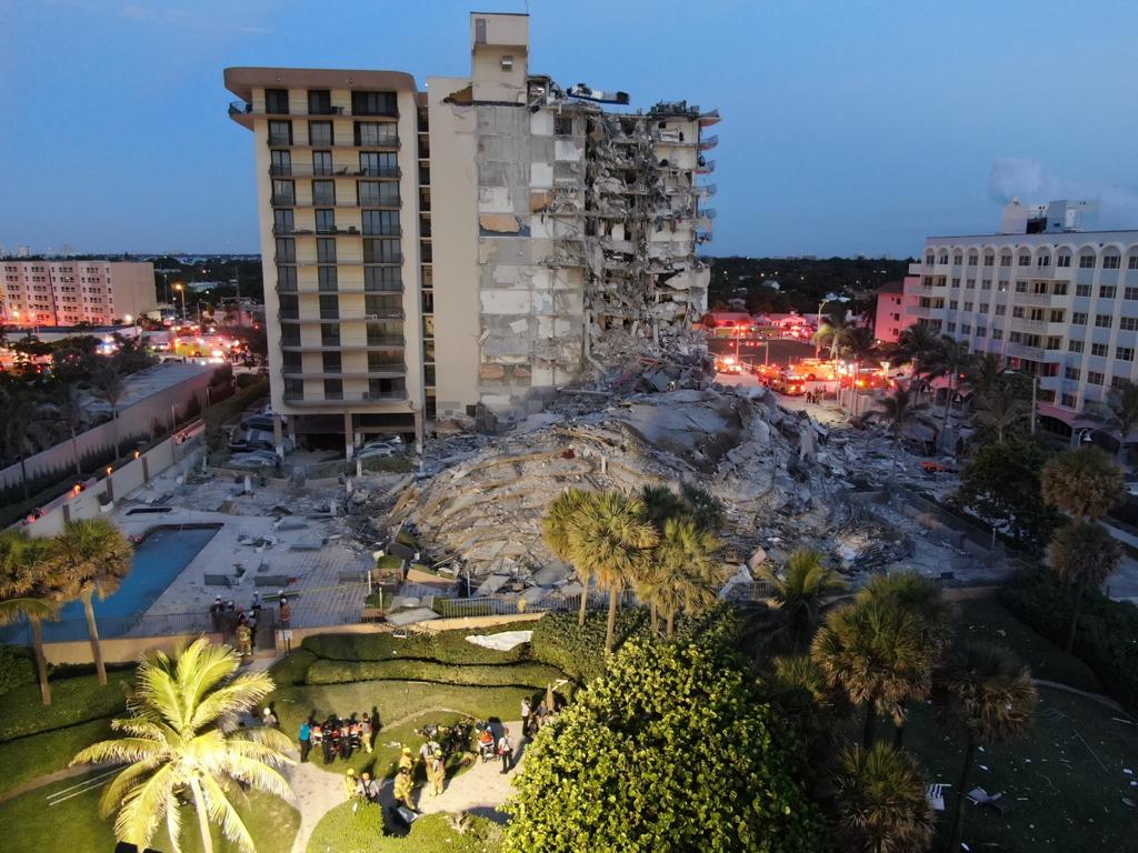 Here's How You Can Help Those Affected By The Surfside Condo Collapse