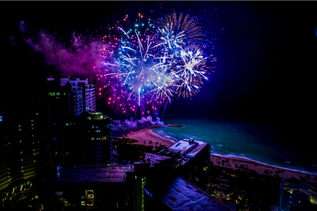 Miami Beach's Fourth Of July Fireworks Are Officially Canceled