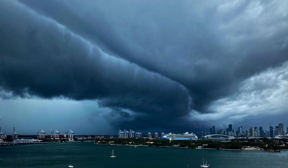 Officials Issue Tornado Watch For South Florida