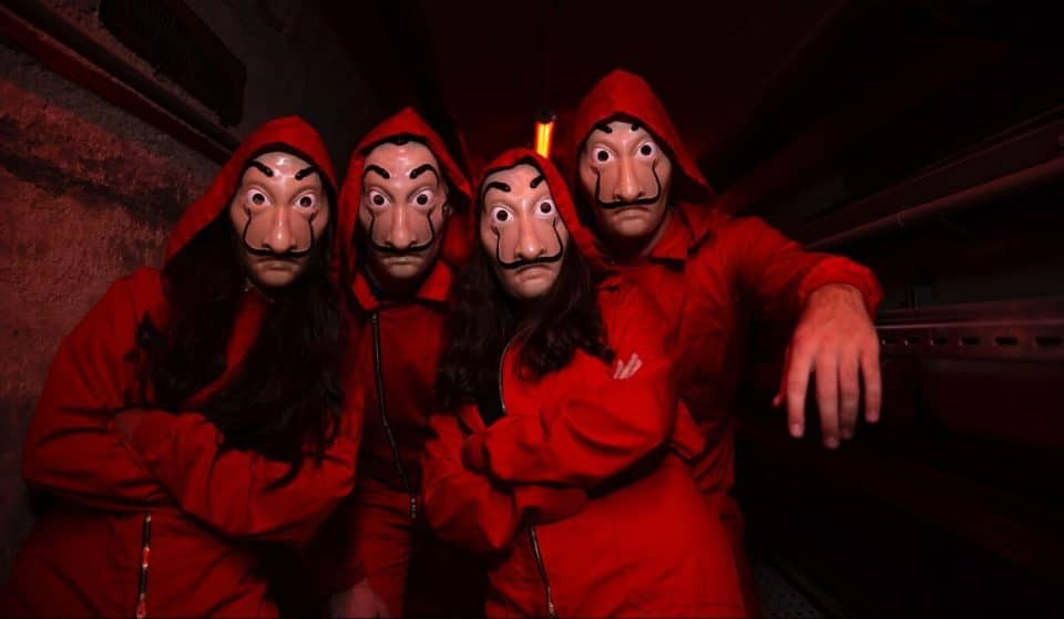 Tickets To Miami's Epic 'Money Heist' Experience Are Now On Sale!