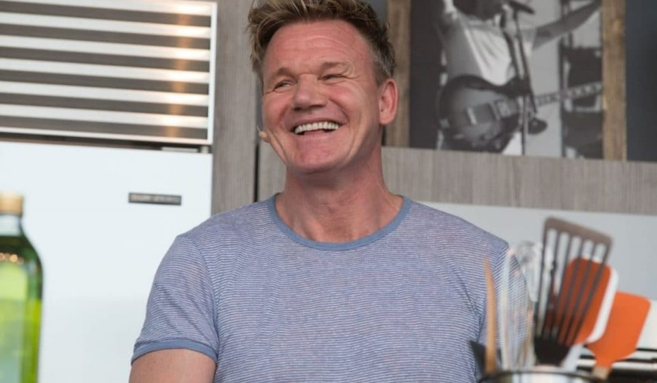 Gordon Ramsay Is Opening His First-Ever Miami Restaurant!