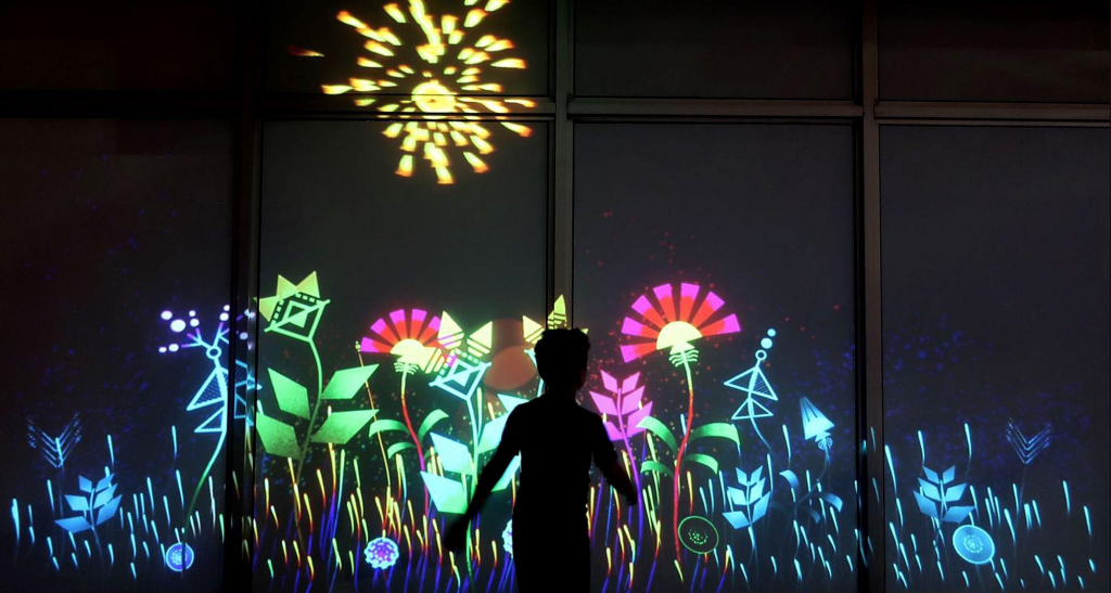 This Dazzling New Art Installation Has Taken Over Downtown Doral!