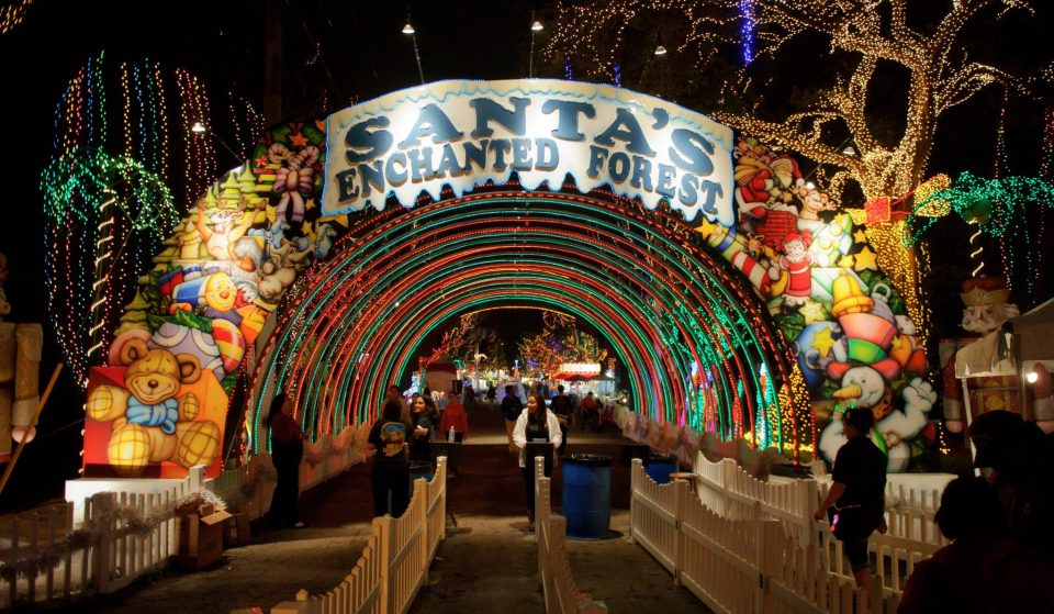 Santa's Enchanted Forest Will Be Taking Place In Hialeah This Year