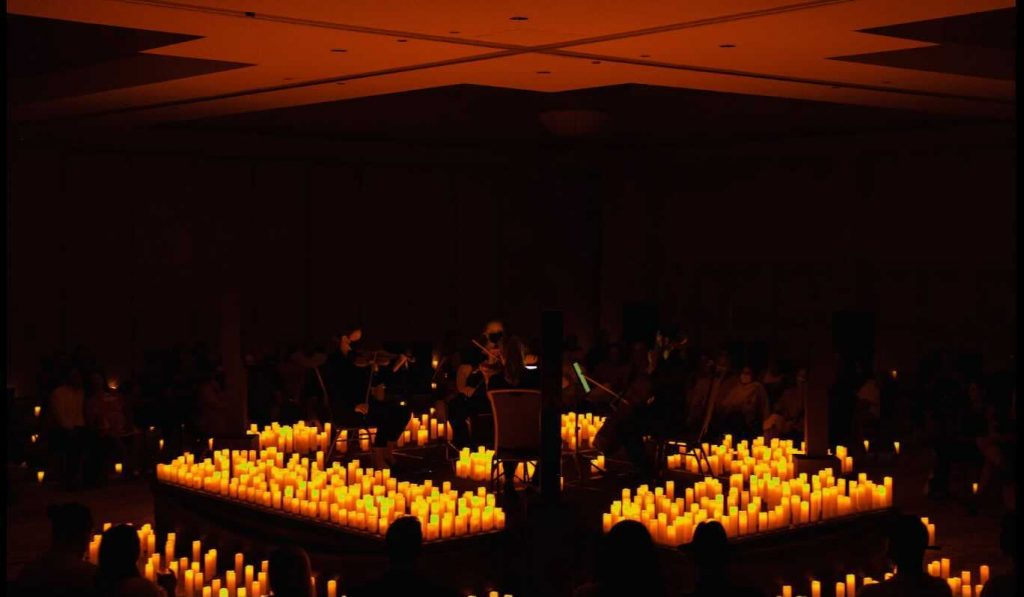 Experience Miami's Vibrant Latin Scene At These Lively Jazz Concerts By Candlelight