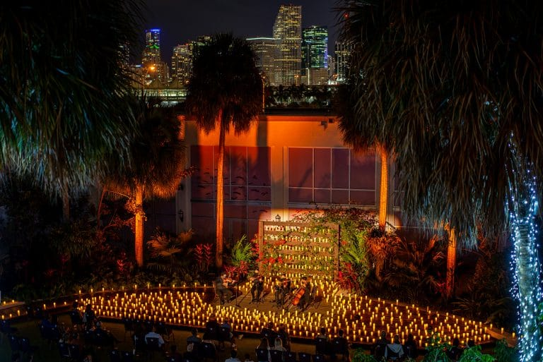 Experience Breathtaking Music By Candlelight In These Beautiful Miami Spaces