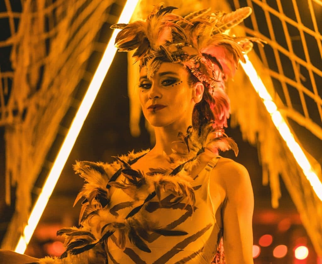 Discover A Magical New World At This Cirque-Style Show In Upper Buena Vista