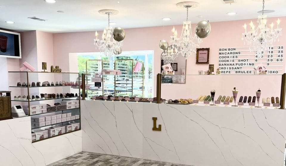 This Totally Pink Bakery In North Miami Beach Really Hits The Sweet Spot