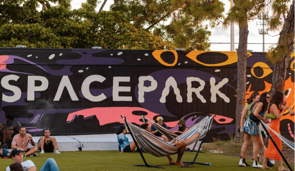 This Park In Little Haiti Offers Incredible Bites, Live Music & A Trippy Market All In One!