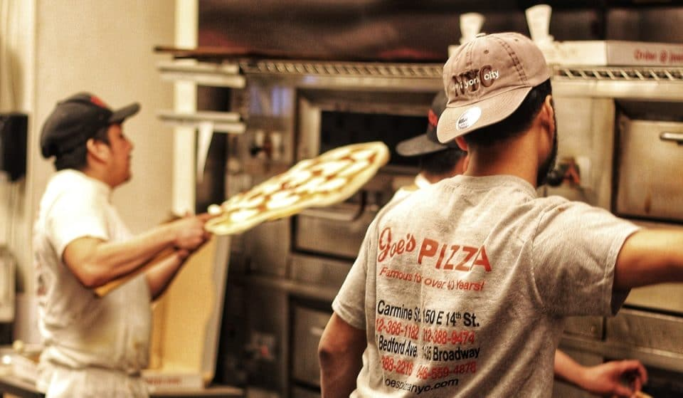 This Famous NYC Pizza Spot Is Coming To Miami!