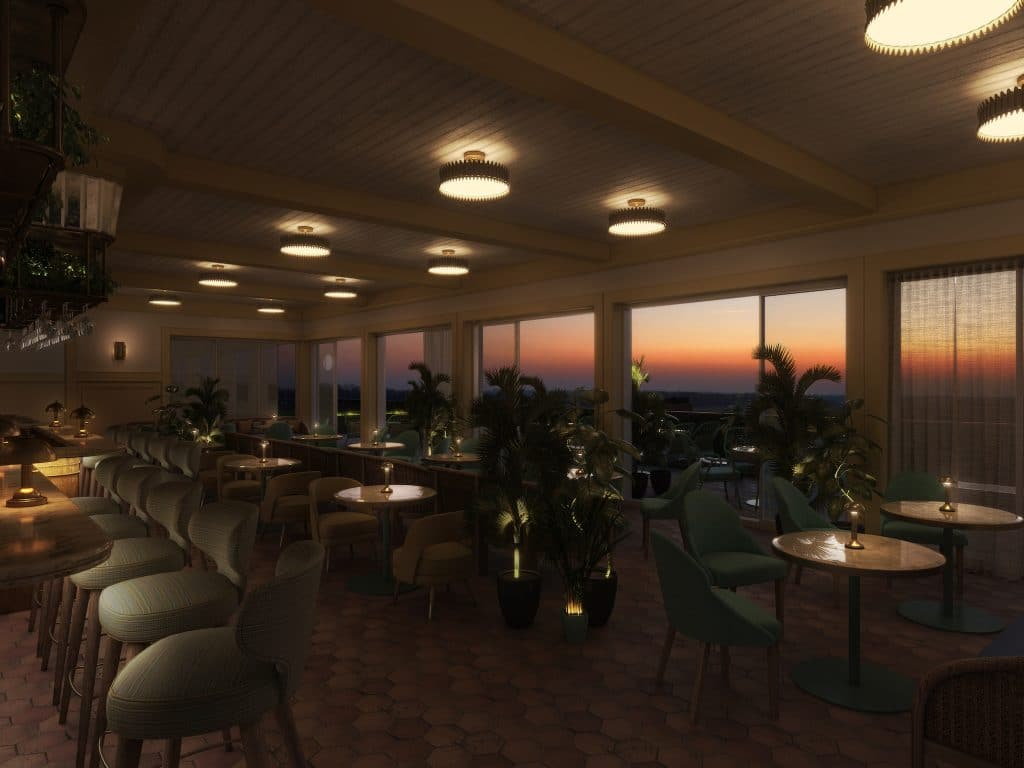 Edgewater Is Getting It's First-Ever Rooftop